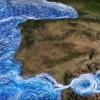Las corrientes marinas de la península ibérica en toda su complejidad