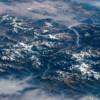 Una brecha en los Andes entre Chile y Argentina