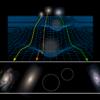 La nueva teoría de la gravedad de Verlinde pasa la primera prueba
